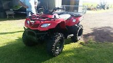 2013 Suzuki King Quad Telarah Maitland Area Preview