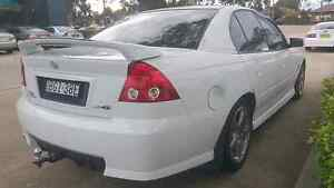 2006 Holden Commodore SV6 Seven Hills Blacktown Area Preview