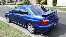 Subaru Impreza RS AWD Sedan Narre Warren Casey Area Preview