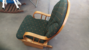 Rocking chair St Agnes Tea Tree Gully Area Preview
