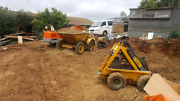 Ausdig mini digger Stirling Adelaide Hills Preview
