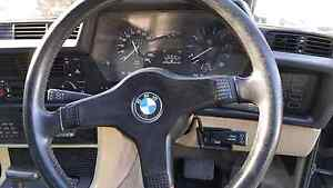 BMW MTEC 1 STEERING WHEEL FOR M6 635 535 735 FINE SPLINE Varsity Lakes Gold Coast South Preview