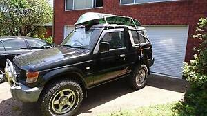 1992 Mitsubishi Pajero Convertible J Top Carlingford The Hills District Preview