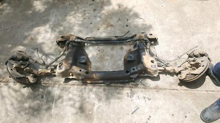 VT-VZ LS1 engine K frame