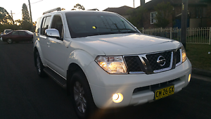 2007 NISSAN PATHFINDER ST-L 4X4-SWAP/SALE Old Guildford Fairfield Area Preview