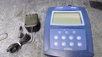 Vwr Sr30i Symphony Digital Benchtop Ph Metermonitor