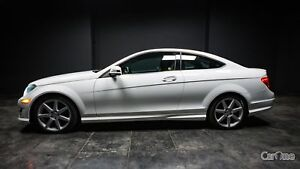 2014 Mercedes-Benz C-Class LEATHER!  PUSH TO START! SUNROOF!...