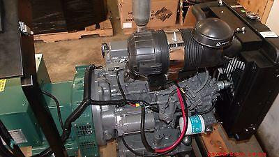 16.5kw 3 Phase 277480 Volts Kubota Diesel Generator Set