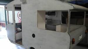 1967 Caravan Unfinished Project Angaston Barossa Area Preview
