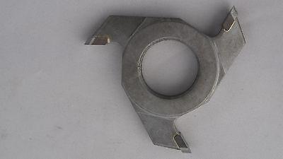 Rockwell 43-971 Carbide Tip Shaper Cutter 14 Flute 34 Hole 12 Bushing