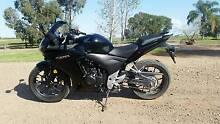 cbr500r abs black 2013 Moree Moree Plains Preview