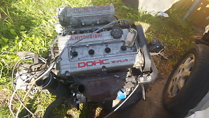 6 bolt 4g63t from galant vr4 Liverpool Liverpool Area Preview