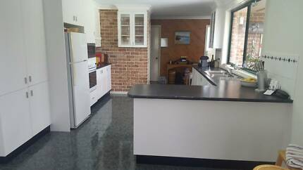 Full kitchen includes appliances