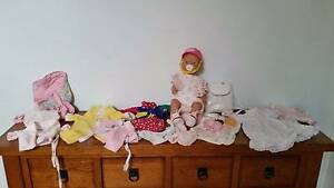 Baby Born Doll and Accessories Kilsyth Yarra Ranges Preview