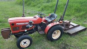Yanmar 18hp 4x4 tractor works well ,hi low gears,semi automatic Bega Bega Valley Preview