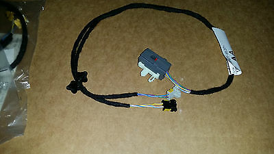 JAGUAR XF DASHBOARD N/S PASSENGER SIDE AIR BAG LOOM WIRE