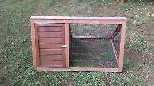 pet hutch and outdoor cage for sale Macquarie Fields Campbelltown Area Preview