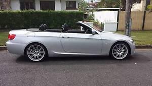 CONVERTIBLE 330D BMW East Brisbane Brisbane South East Preview