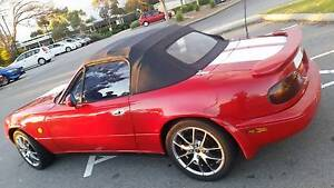 1990 Mazda MX-5 Convertible (Project Car) Cannington Canning Area Preview