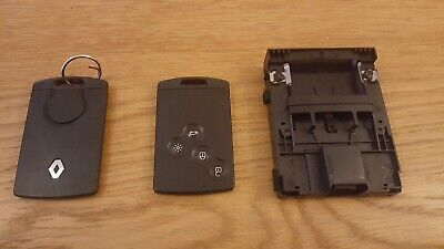RENAULT MEGANE MK3 IGNITION KEY CARD READER x key  285909828R