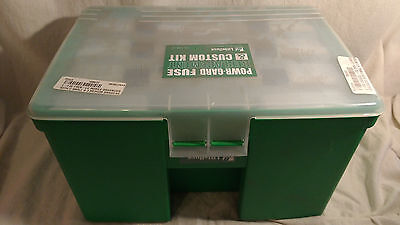 Littelfuse Frck-lg Powr-gard Fuse Replacement Custom Kit Fuse Carrying Case