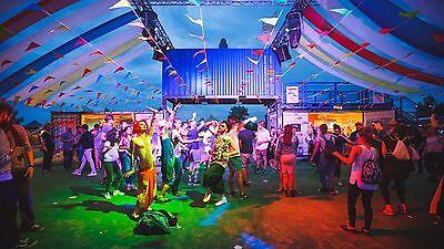 Ein Sommermärchen schrieb das Melt! Festival in diesem Jahr.