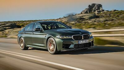 BMW M5 CS (2021) in Frontperspektive