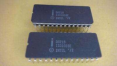 Intel D8218 Ceramic Dip Vintage Processor Ic New Lot Quantity-50