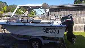 Cruise Craft with 140hp 4 stroke motor Tingalpa Brisbane South East Preview