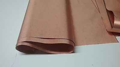 EMF RFID RF Shielding Copper Fabric Roll - 42