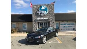 2015 Audi A5 SHARP A5 KOMFORT! $225.00 BI-WEEKLY+TAX!