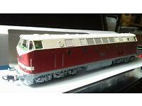 """Piko 71082 Exklusivmodell Spur H0 Diesellok TGK2 /""""NVA/"""" 54 Ep.4 Neuware"""