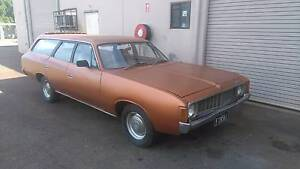 1974 Chrysler Valiant Wagon Currumbin Waters Gold Coast South Preview