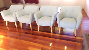 Lounge arm chairs seating area lounge chairs Londonderry Penrith Area Preview