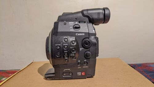 Canon C300 Cinema 35mm EF body only