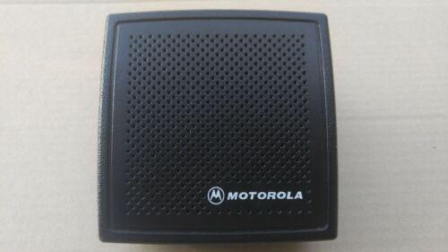 LAST 4 LEFT I HAVE BLOW OUT SALE Motorola External Speaker HSN4032A ALMOST GONE