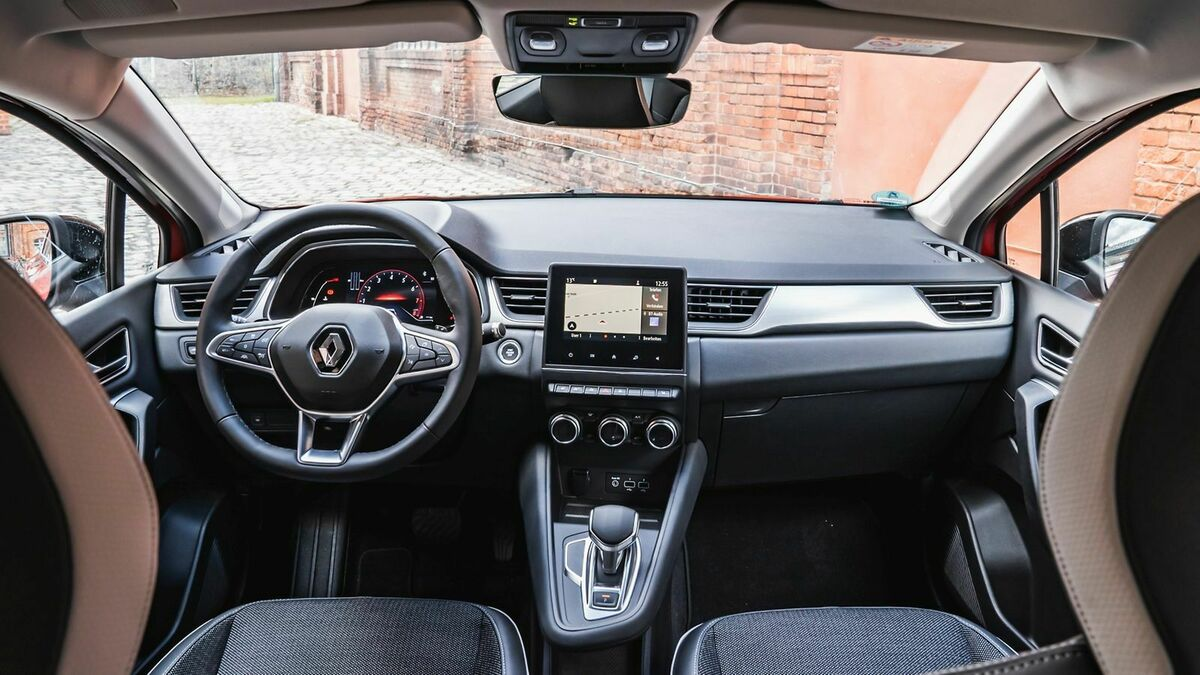 Renault Captur Test-21