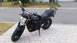 2008 yamaha fz6n black Landsdale Wanneroo Area Preview
