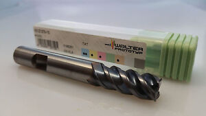 Walter-VHM-Fresa-de-acabado-D-10-mm-Z-4-H3121378-10-NUEVO-incluye-19-MwSt