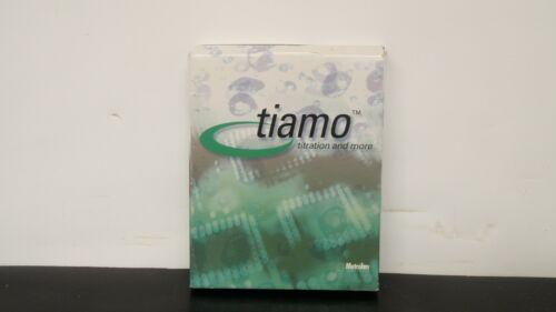 Metrohm  Metrodata Tiamo Software Version 1.3 Full