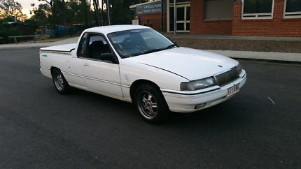1991 VG Commodore V6 Turbo Manual   Ute