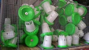 POULTRY FOOD AND WATER FEEDERS Skye Frankston Area Preview