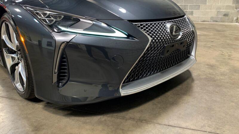 Image 2 Voiture Asiatique d'occasion Lexus LC 2018