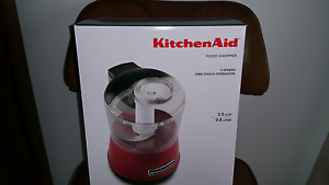 Kitchen  Aid  for preparing Food still in box Parklands Burnie Area Preview