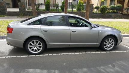 2005 Audi a6 turbo diesel quattro