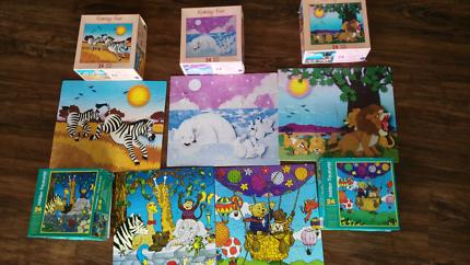 Children's jigsaw puzzle's