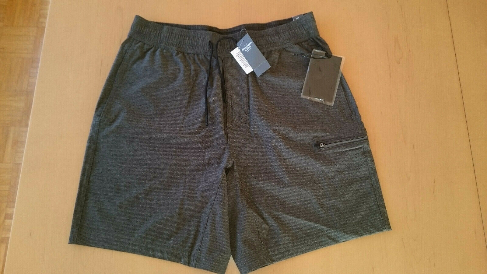 Abercrombie & Fitch Herren Strandhose / Badehose Gr.M NP 74 €