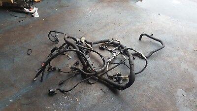 2012 FORD TRANSIT 2.2 CDTI 100 T260 DIESEL WHITE MANUAL ENGINE WIRING LOOM