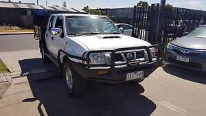2009 Nissan Navara ST-R Duel Cab Tray Ute 4X4 TURBO DIESEL EXTRAS Williamstown North Hobsons Bay Area Preview
