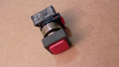 22mm Red Indicator Light on GE 080ADV Contact